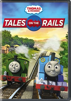 Thomas & Friends: Tales from the Rails [DVD]