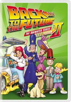 Back to the Future: The Animated Series - Season II [DVD]