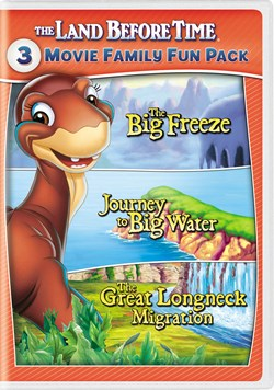 The Land Before Time VIII-X [DVD]