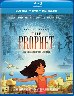 Kahlil Gibran's The Prophet (with DVD) [Blu-ray]