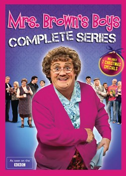 Mrs. Brown's Boys: Complete Series (Box Set) [DVD]