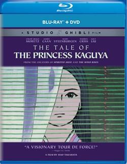 The Tale of the Princess Kaguya (with DVD) [Blu-ray]