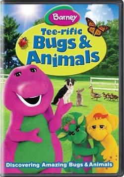 Barney: Tee-rific Bugs and Animals [DVD]