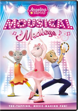 Angelina Ballerina: Musical Medleys [DVD]