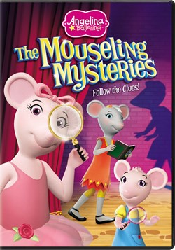 Angelina Ballerina: Mouseling Mysteries [DVD]