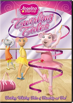 Angelina Ballerina: Twirling Tales [DVD]