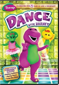 Barney: Dance With Barney [DVD]