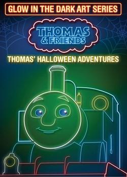 Thomas & Friends: Thomas' Halloween Adventures [DVD]