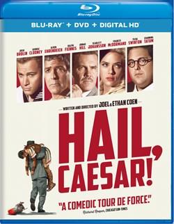 Hail, Caesar! (with DVD) [Blu-ray]