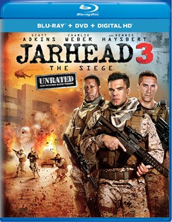 Jarhead 3 - The Siege (with DVD) [Blu-ray]
