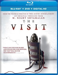 The Visit (with DVD) [Blu-ray]
