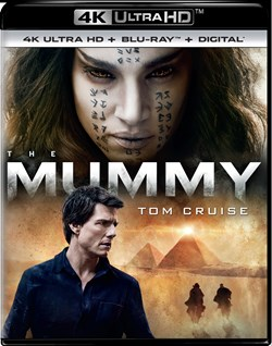 The Mummy (4K Ultra HD) [UHD]