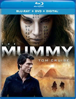 The Mummy (with DVD) [Blu-ray]