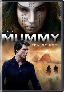 The Mummy (2017) [DVD]