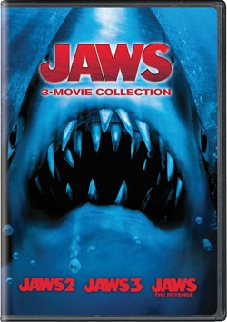 Jaws 3-movie Collection [DVD]