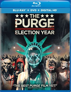 The Purge: Election Year (with DVD) [Blu-ray]