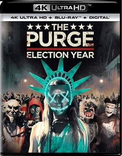 The Purge: Election Year (4K Ultra HD) [UHD]