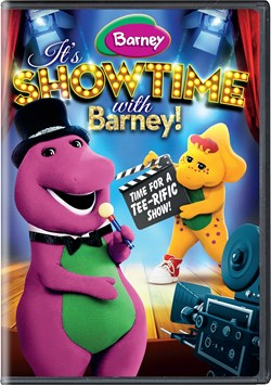 Barney: It's Showtime with Barney! [DVD]
