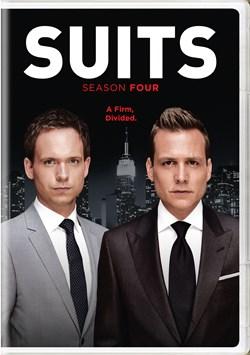 Suits: Season Four [DVD]