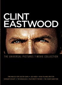 Clint Eastwood: The Universal Pictures 7-movie Collection [DVD]