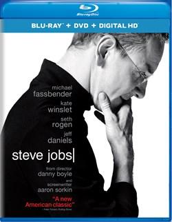 Steve Jobs (DVD + Digital) [Blu-ray]