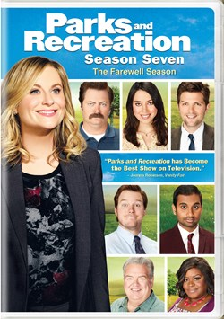 Parks and Recreation: Season Seven - The Farewell Season [DVD]