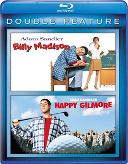 Happy Gilmore/Billy Madison [Blu-ray]