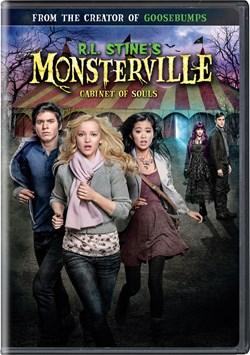 R.L. Stine's Monsterville: Cabinet of Souls [DVD]