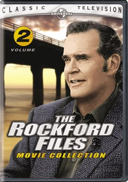 The Rockford Files: Movie Collection - Volume 2 [DVD]