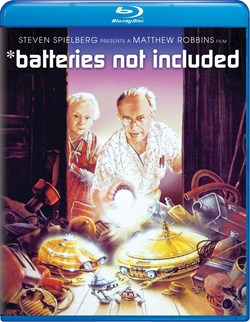Batteries Not Included [Blu-ray]