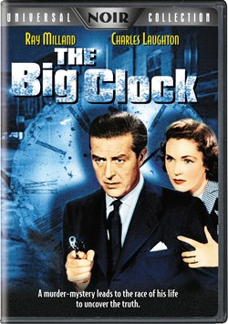 The Big Clock [DVD]