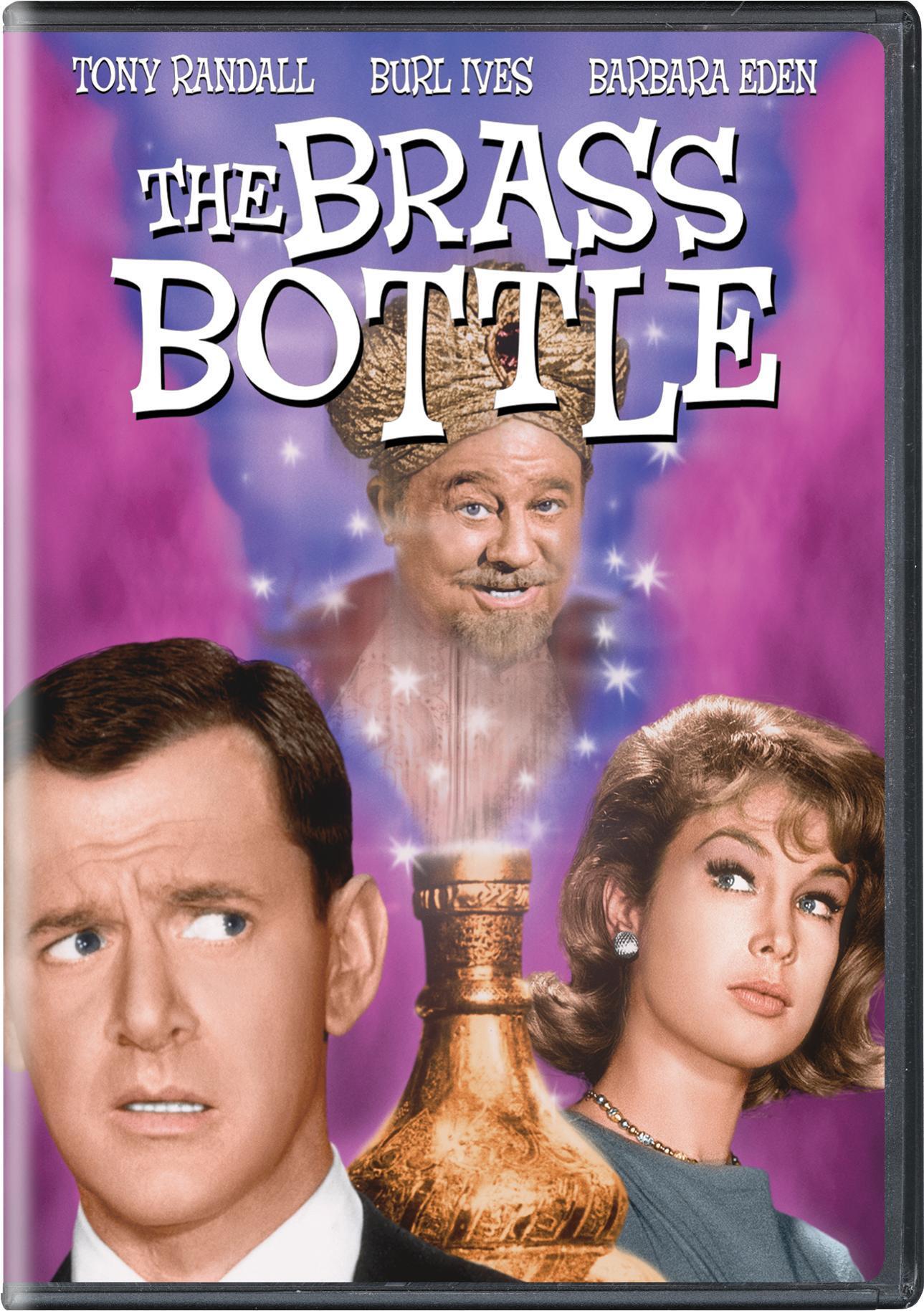 The Brass Bottle [DVD]