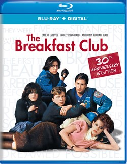 The Breakfast Club (30th Anniversary Edition + Digital) [Blu-ray]