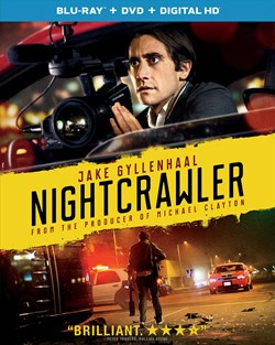 Nightcrawler (with DVD) [Blu-ray]