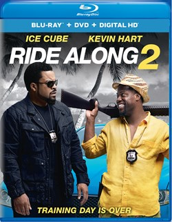 Ride Along 2 (DVD + Digital) [Blu-ray]