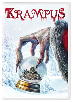 Krampus (Holiday Art) [DVD]