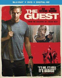 The Guest (with DVD) [Blu-ray]