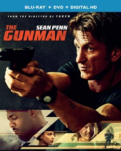 The Gunman (with DVD) [Blu-ray]