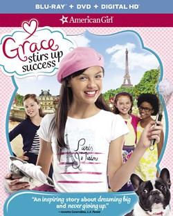 American Girl: Grace Stirs Up Success (DVD + Digital) [Blu-ray]
