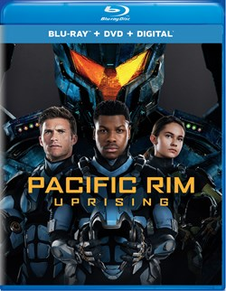 Pacific Rim - Uprising (with DVD) [Blu-ray]