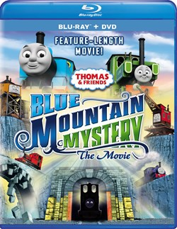 Thomas & Friends: Blue Mountain Mystery - The Movie (with DVD) [Blu-ray]