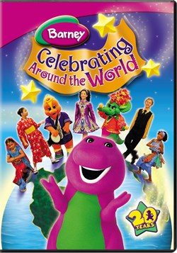 Barney: Celebrating Around the World [DVD]