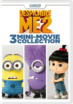 Despicable Me 2: Mini-Movie Collection [DVD]