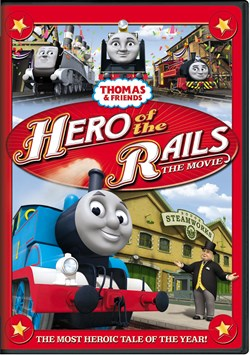 Thomas & Friends: Hero of the Rails [DVD]