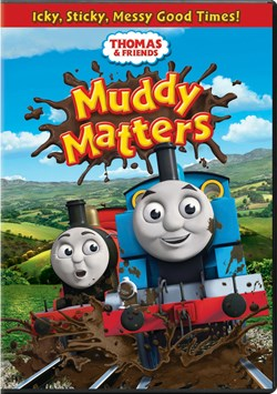 Thomas & Friends: Muddy Waters [DVD]