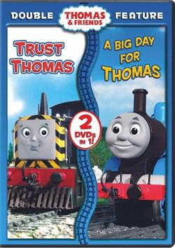Thomas & Friends: Trust Thomas/A Dig Day for Thomas [DVD]
