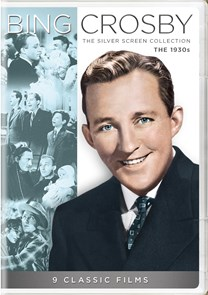 Bing Crosby: The Silver Screen Collection - The 1930s (Box Set) [DVD]