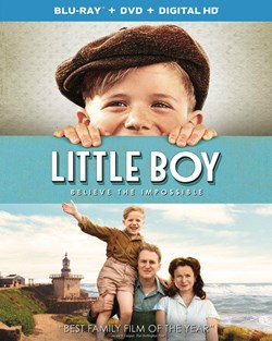 Little Boy (with DVD) [Blu-ray]
