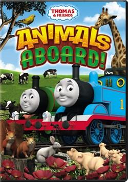 Thomas & Friends: Animals Aboard! [DVD]