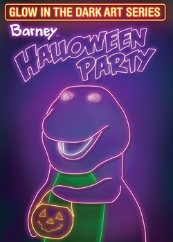 Barney: Halloween Party [DVD]